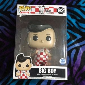 Funko Other - Bob's Big Boy Funko Exclusive 10in POP